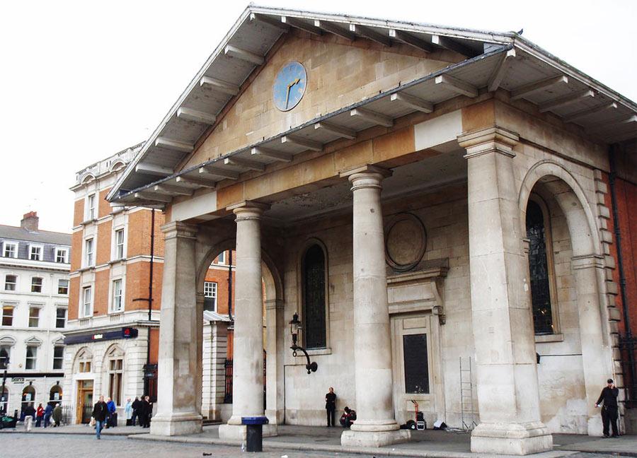 Церковь Святого Павла, Лондон, Великобритания, Европа