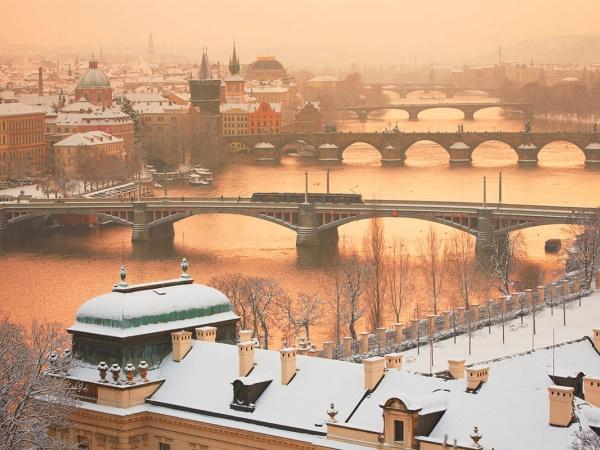 Прага, Чехия, Европа