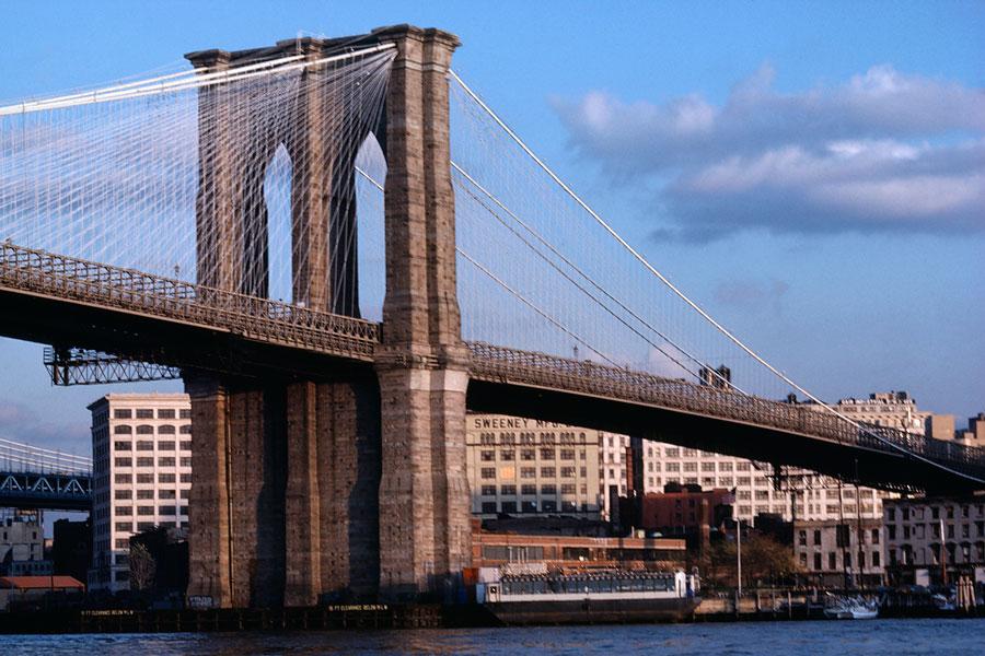 Мосты мира цвета