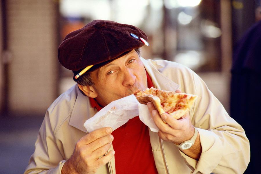 7 мест, где нужно слопать пиццу