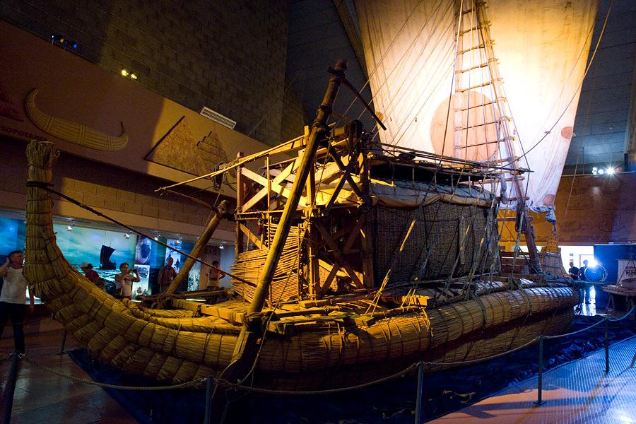 Музей Кон-Тики, Осло, Норвегия, Европа