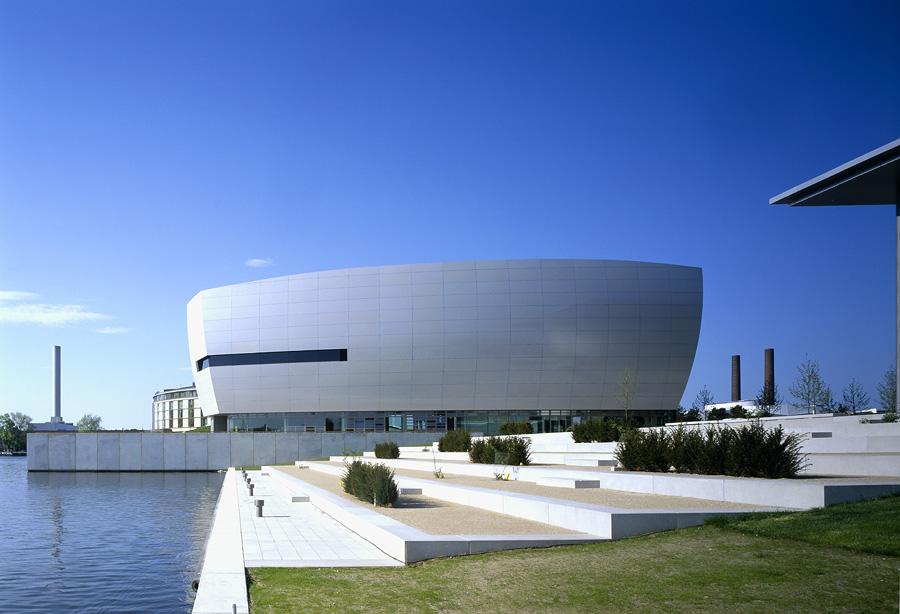 Музей Volkswagen, Германия, Европа