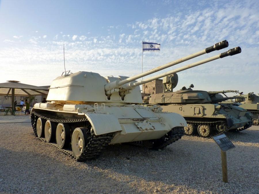 Музей танковой техники «Бейт ха-Шарион», Израиль, Ближний Восток