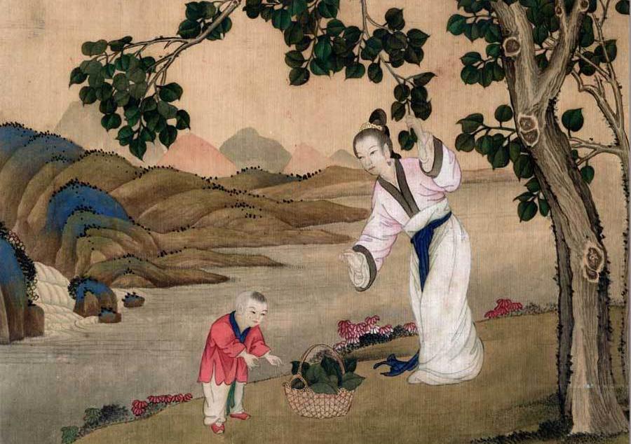 Национальный музей женщин и детей, Пекин, Китай, Азия