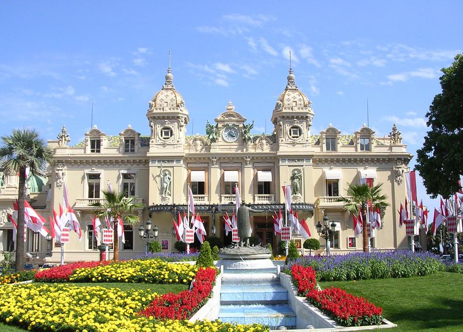 Международный конкурс цветоводства, Монако, Европа