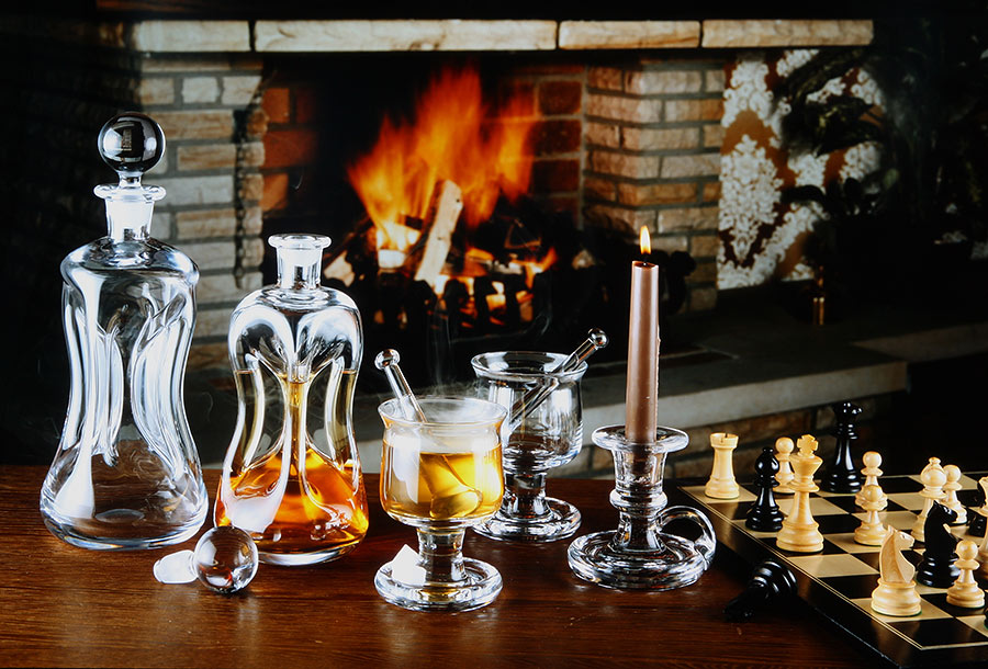 9 горячительных напитков для морозного дня